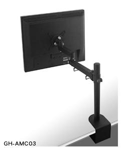 GH-AMC03 (ディスプレイアーム 4軸)